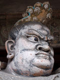 China North Pingyao ancient sculpture Stock Photography