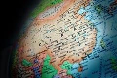 China - o poder económico e o mercado novos Imagem de Stock
