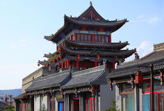 China Old City,Shanxi Royalty Free Stock Photo