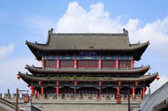 China Old City,Shanxi Royalty Free Stock Photos