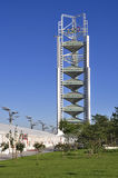 China Olympic Park Tower in Beijing Royalty Free Stock Photo