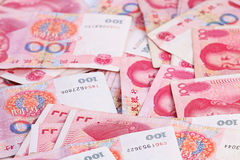 China One Hundred RMB Stock Photos
