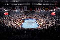 China Open 2009 Tennis Tournament Royalty Free Stock Photos