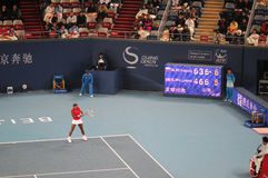 China Open 2009 Tennis Tournament Stock Photography