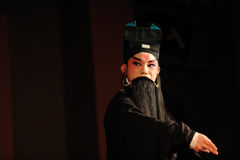 China opera actor Stock Photo