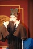 China opera actor Royalty Free Stock Photos
