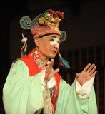 China opera clown Royalty Free Stock Photo