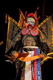 China opera clown Stock Image