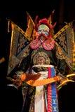 China opera clown Stock Image