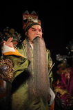 China opera man  Royalty Free Stock Image