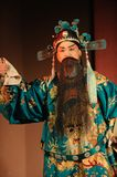 China opera man Royalty Free Stock Images