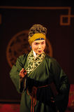 China opera old woman Stock Images