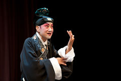 China opera Scholar Royalty Free Stock Photography