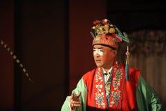 China-Operenclown Lizenzfreies Stockfoto