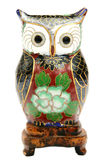 China Owl Statue Royalty Free Stock Photo