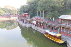 China: Palácio de verão Imagem de Stock