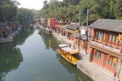 China: Palácio de verão Fotos de Stock Royalty Free
