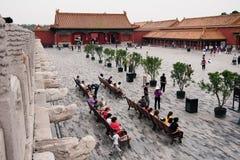 China palace Royalty Free Stock Photography