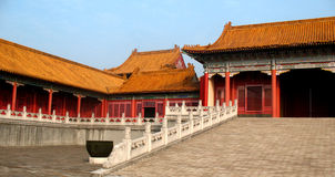 China Palace Royalty Free Stock Images