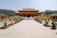 China-Palast Stockbilder