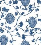 China pattern royalty free illustration