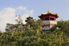 China pavilion Stock Image
