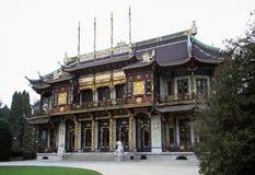 China Pavillion Brussel Royalty-vrije Stock Fotografie