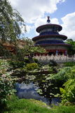 China-Pavillon in Epcot stockfoto