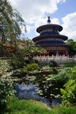 China-Pavillon in Epcot Stockfoto