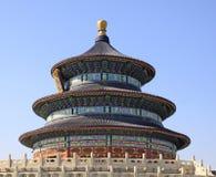 China Pekín El Templo del Cielo Fotos de archivo libres de regalías
