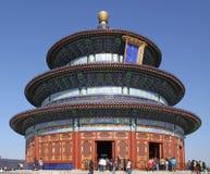 China Pekín El Templo del Cielo Fotografía de archivo