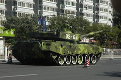 China pla tank Stock Photography