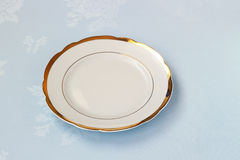 China plate Royalty Free Stock Photography