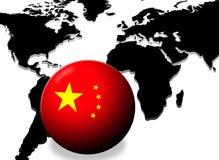 China power Stock Photo