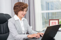 China professional women Stock Image