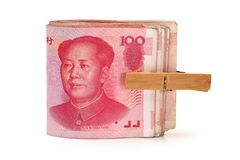 China renminbi Royalty Free Stock Image