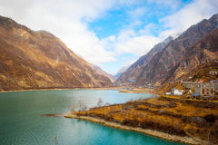 China River Royalty Free Stock Image