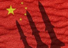 Free China Rocket Royalty Free Stock Photography - 129673727