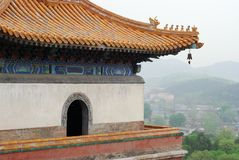 China Roofline Stock Photo