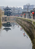 China Rugao Watercolor Park Royalty Free Stock Images