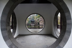 China Rugao Watercolor Park Stock Photo