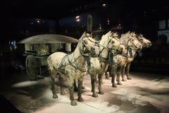 China's ancient chari  Royalty Free Stock Images
