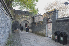 China`s ancient town one scene Royalty Free Stock Photography