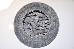 China's brick carving Royalty Free Stock Photos