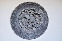 China's brick carving Royalty Free Stock Photos
