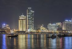 Xia men. China`s coastal city of Xiamen Stock Photos