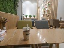 china&-x27; s czasu wolnego mleka herbaty sklep zdjęcie stock