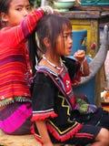 China's last primitive tribes - Wa Stock Photos