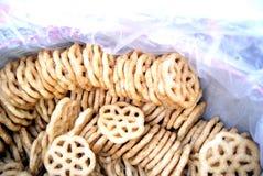 China\'s local snacks Stock Photography