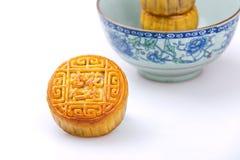 China's moon cake Royalty Free Stock Photo